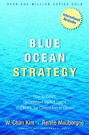 Blue Ocean Strategy image