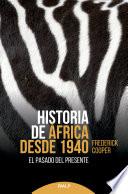 Historia de África desde 1940