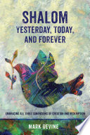 Shalom Yesterday Today And Forever
