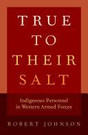 True to Their Salt Pdf/ePub eBook