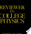 Reviewer in College Physics