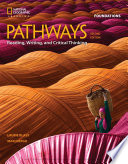 Pathways  Reading  Writing  and Critical Thinking Foundations
