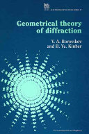 Geometrical Theory of Diffraction