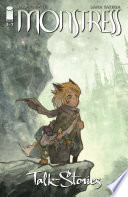 Monstress  Talk Stories  1  OF 2