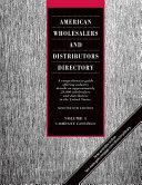 American Wholesalers Distributors Directory 19