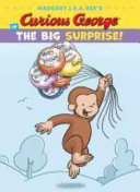 Curious George in the Big Surprise  Book