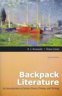 Backpack Literature   Myliteraturelab