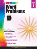 Word Problems, Grade 7