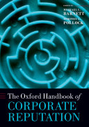 The Oxford Handbook of Corporate Reputation Pdf/ePub eBook