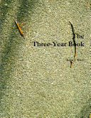The Three-Year Book