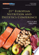 Proceedings of 21st European Nutrition and Dietetics Conference 2018 Book