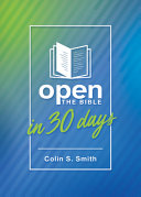 Open the Bible in 30 Days Book