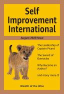 Pdf Self Improvement International - August 2020
