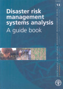 Disaster Risk Management Systems Analysis Book