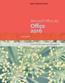 New Perspectives Microsoft Office 365   Office 2016