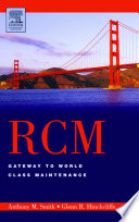 RCM  Gateway to World Class Maintenance Book