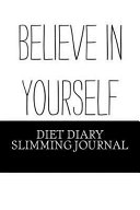 A5 Diet Diary Slimming Journal Workout Log Book PDF