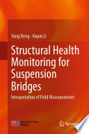 Structural Health Monitoring For Suspension Bridges Book PDF