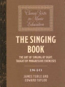 The Singing Book  1846  Book