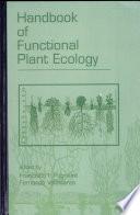 Handbook of Functional Plant Ecology