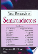 New Research On Semiconductors Book PDF
