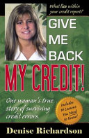 Give Me Back My Credit