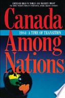 Canada Among Nations 1984