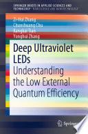 Deep Ultraviolet LEDs