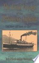 The Final Voyage Of The Princess Sophia Book PDF