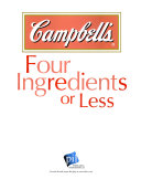 4 Ingredients Or Less