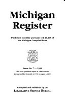 Michigan Register