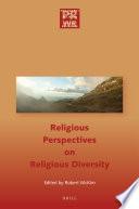 Religious Perspectives on Religious Diversity