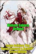 Japan Folklore The Young Samurai Beautiful Green Willow