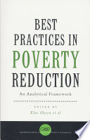 Best Practices in Poverty Reduction