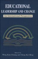 Educational Leadership and Change