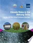 Climate Risks In The Mekong Delta Book PDF