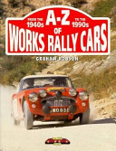 A-Z of Works Rally Cars