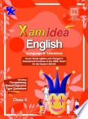 Xamidea English Language and Literature for Class 10   CBSE   Examination 2021 22