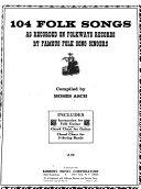 104 Folk Songs