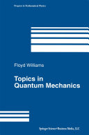 Topics in Quantum Mechanics Pdf/ePub eBook