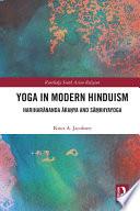 Yoga in Modern Hinduism
