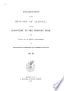 Collections on the History of Albany