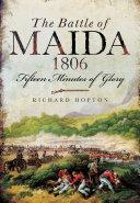 Battle of Maida  1806