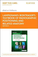 Bontrager's Textbook of Radiographic Positioning and Related Anatomy - Elsevier Ebook on Vitalsource Access Card