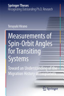 Measurements of Spin Orbit Angles for Transiting Systems