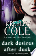 Dark Desires After Dusk Book