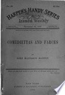 Comediettas and Farces Book