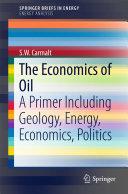 The Economics of Oil Pdf/ePub eBook