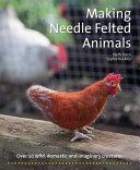 Making Needle Felted Animals