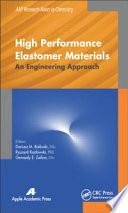 High Performance Elastomer Materials Book